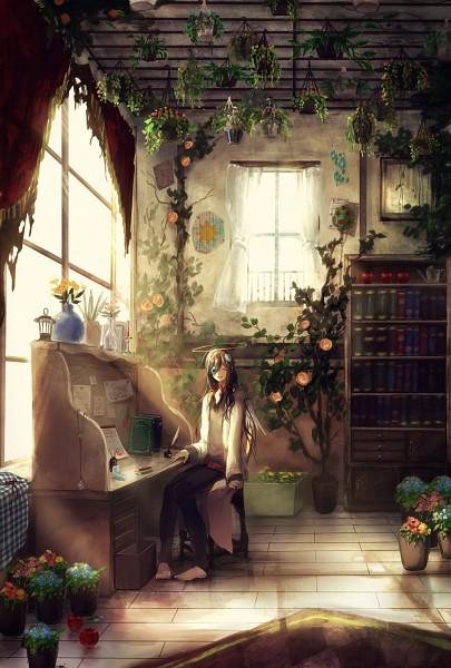 Tags: Anime, Kyanarinu, Mobile Wallpaper, Pixiv, Original