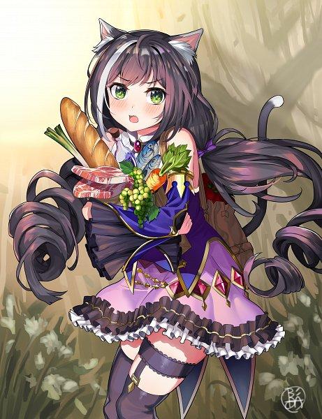 Tags: Anime, Pixiv Id 20729205, Princess Connect! Re:Dive, Kyaru, Kiruya Momochi, Pixiv, Fanart, Fanart From Pixiv, Karyl