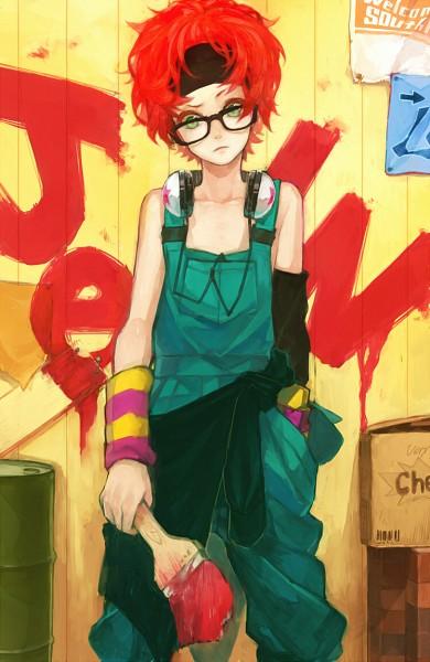 Tags: Anime, Pixiv Id 3309077, South Park, Kyle Broflovski, Jew, Mobile Wallpaper, Pixiv, Fanart