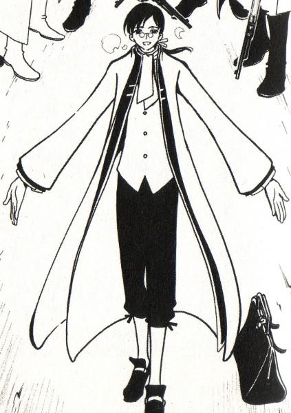 Kyle Rondart - Tsubasa: RESERVoir CHRoNiCLE
