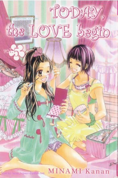 Tags: Anime, Minami Kanan, Kyou Koi wo Hajimemasu, Tsubaki Hibino, Miho Ichikura, Today We'Ll Start Our Love
