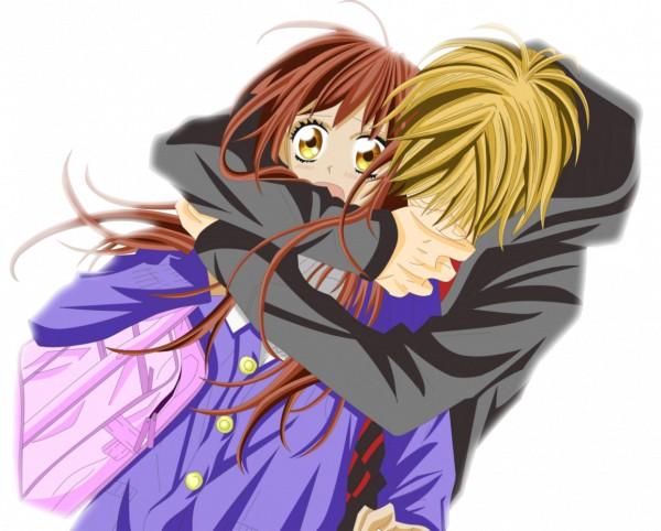 Tags: Anime, Minami Kanan, Kyou Koi wo Hajimemasu, Tsubaki Hibino, Kyouta Tsubaki, Today We'Ll Start Our Love