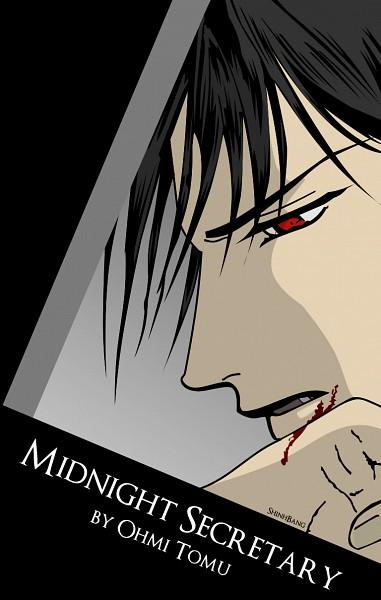 Tags: Anime, Midnight Secretary, Kyouhei Touma, deviantART, Colorization