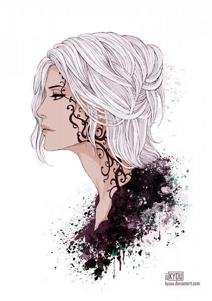 Tags: Anime, Kyoux, Original, deviantART