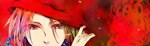 Tags: Anime, Yumemitsuki, Shaman King, Kyouyama Anna, Pixiv