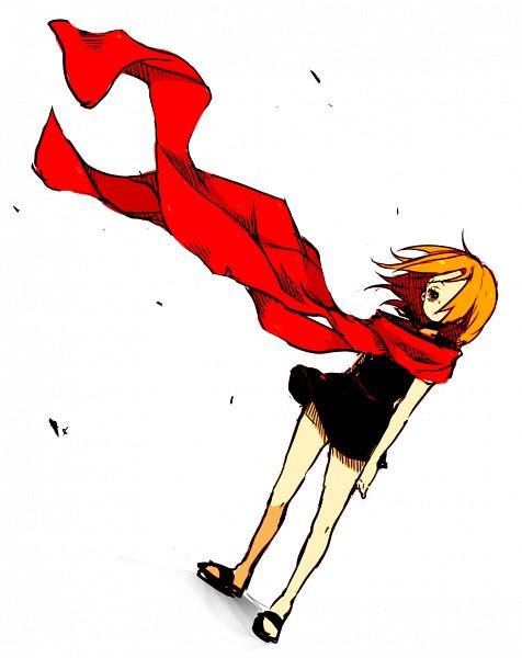 Tags: Anime, Pikiru, Shaman King, Kyouyama Anna, deviantART