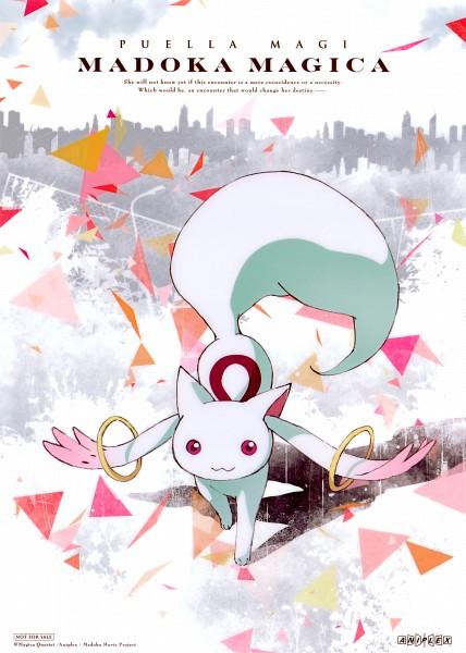 Kyubee - Mahou Shoujo Madoka☆Magica