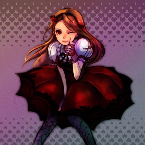 Tags: Anime, THE iDOLM@STER, Minase Iori, Fanart, Kyun! Vampire Girl, Artist Request