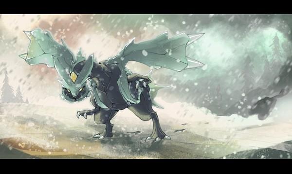 Kyurem - Pokémon