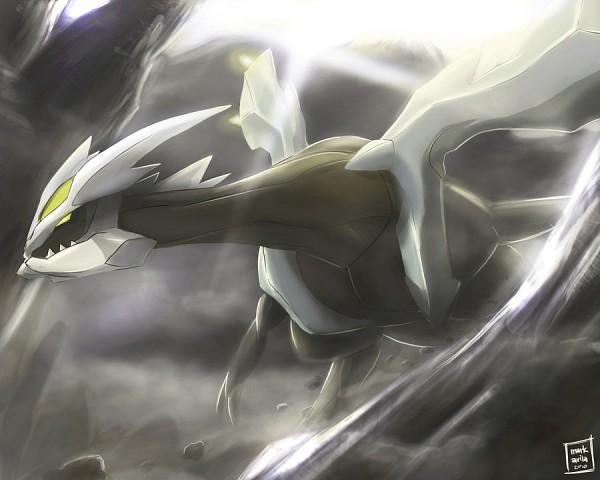 Tags: Anime, Pokémon, Kyurem, Legendary Pokémon