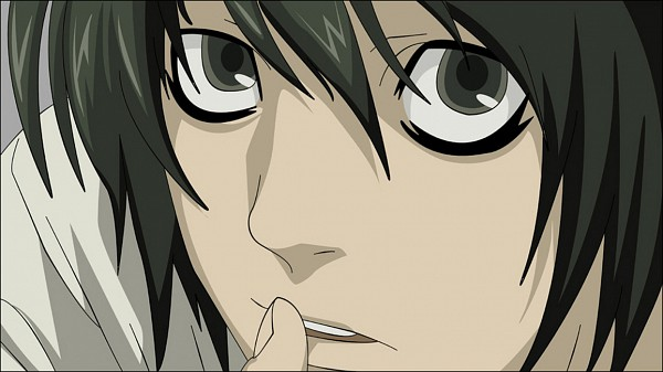 Tags: Anime, Morrow, DEATH NOTE, L Lawliet, Vector