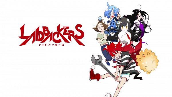 Tags: Anime, LAIDBACKERS, Kusanagi K., Maisaka Mai, Honamanuma Kumi, Mitsuno Harami, Arnelia, Ran (LAIDBACKERS), Screenshot