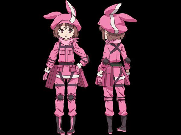 LLEN (Sword Art Online) - Kohiruimaki Karen