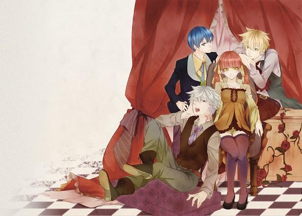 Tags: Anime, Pixiv Id 664751, HuneX, La storia della Arcana Famiglia, Debito, Ash (Arcana Famiglia), Liberta, Nova (Arcana Famiglia), Felicita