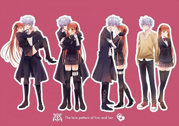 Tags: Anime, Murasaki (Annei), HuneX, La storia della Arcana Famiglia, Ash (Arcana Famiglia), Felicita, Pixiv, Fanart, Fanart From Pixiv