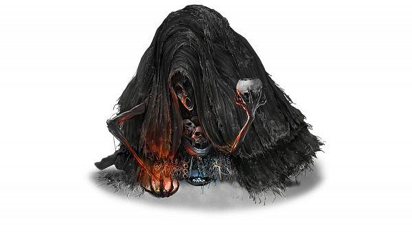 Labyrinth Ritekeeper - Bloodborne