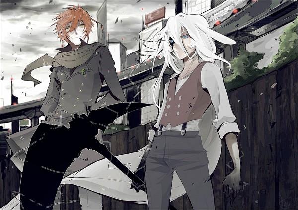 Tags: Anime, Tatouji, Lack Of Love, deviantART