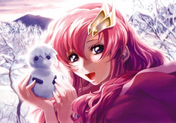 Tags: Anime, Mobile Suit Gundam SEED Destiny, Mobile Suit Gundam SEED, Lacus Clyne
