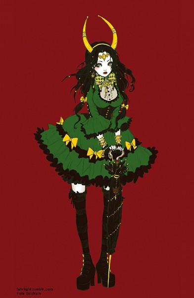 Lady Loki - Loki Laufeyson