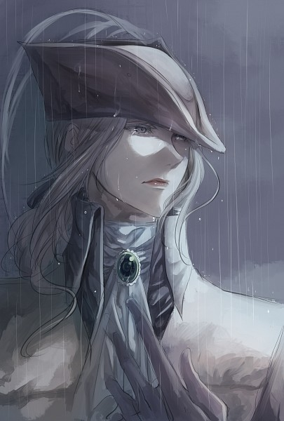 Tags: Anime, Pixiv Id 947917, Bloodborne, Bloodborne: The Old Hunters, Lady Maria of the Astral Clocktower, Fanart, Fanart From Pixiv, Pixiv