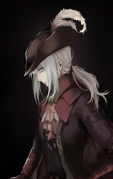 Tags: Anime, Pixiv Id 3117339, Bloodborne: The Old Hunters, Bloodborne, Lady Maria of the Astral Clocktower, Fanart From Pixiv, Pixiv, Fanart