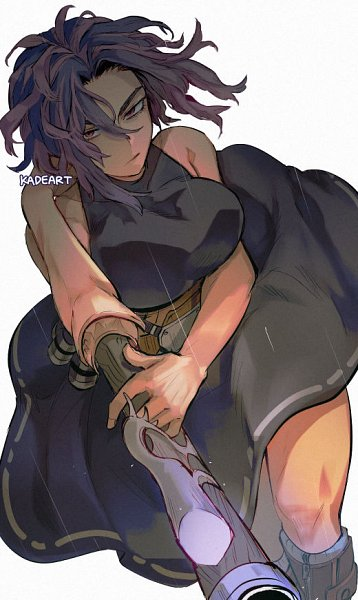 Lady Nagant - Boku no Hero Academia