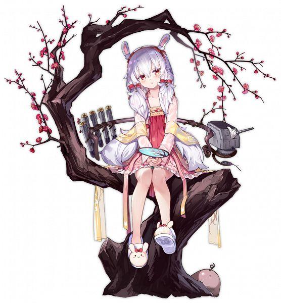 Tags: Anime, Kaede (Pixiv Id 1023957), Yostar, Azur Lane, Laffey (Azur Lane), Official Art