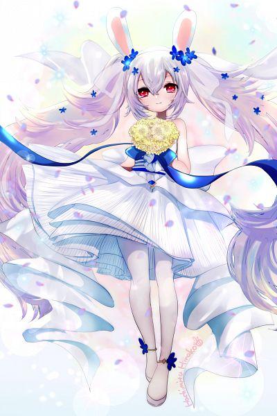 Tags: Anime, Pixiv Id 662014, Azur Lane, Laffey (Azur Lane), White Rabbit's Oath
