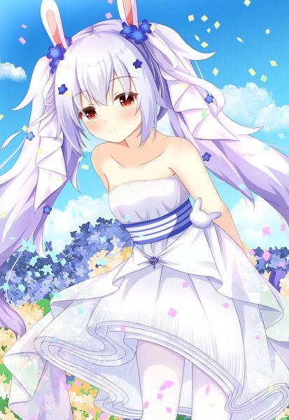 Tags: Anime, Pixiv Id 994681, Azur Lane, Laffey (Azur Lane), White Rabbit's Oath