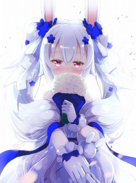 Tags: Anime, Pixiv Id 40370877, Azur Lane, Laffey (Azur Lane), White Rabbit's Oath
