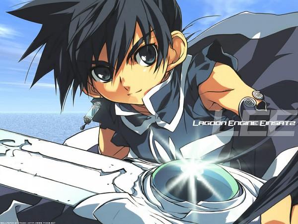 Tags: Anime, Sugisaki Yukiru, Lagoon Engine Einsatz, Lagoon Engine
