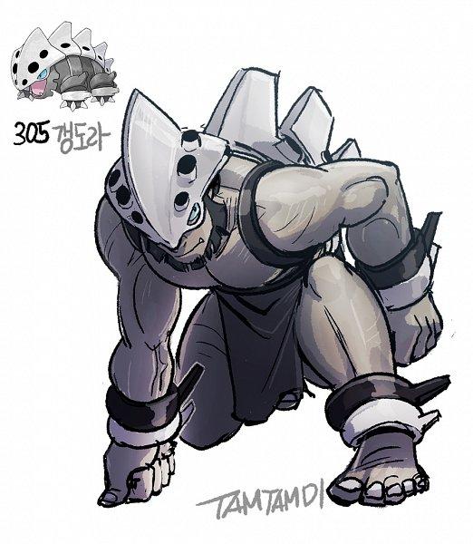Lairon - Pokémon