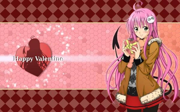 Tags: Anime, Yabuki Kentarou, To LOVE-Ru, Lala Satalin Deviluke, Wallpaper