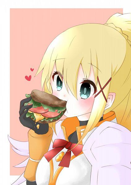 Tags: Anime, Pixiv Id 2529757, Kono Subarashii Sekai ni Shukufuku wo!, Lalatina Dustiness Ford, Mobile Wallpaper, PNG Conversion