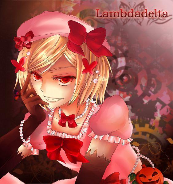 Tags: Anime, Pixiv Id 317995, 07th Expansion, Umineko no Naku Koro ni, Lambdadelta