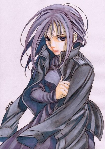 Lan Fan - Fullmetal Alchemist