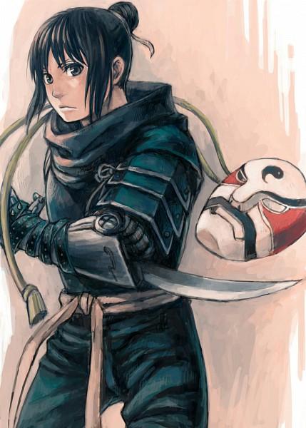 Tags: Anime, Mukuo, Fullmetal Alchemist Brotherhood, Lan Fan, Mobile Wallpaper