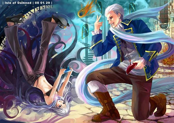 Tags: Anime, Lan Wu