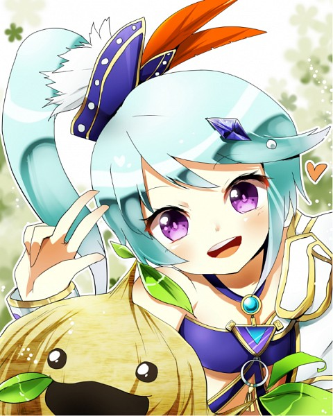 Lana (Zelda Musou) - Zelda Musou