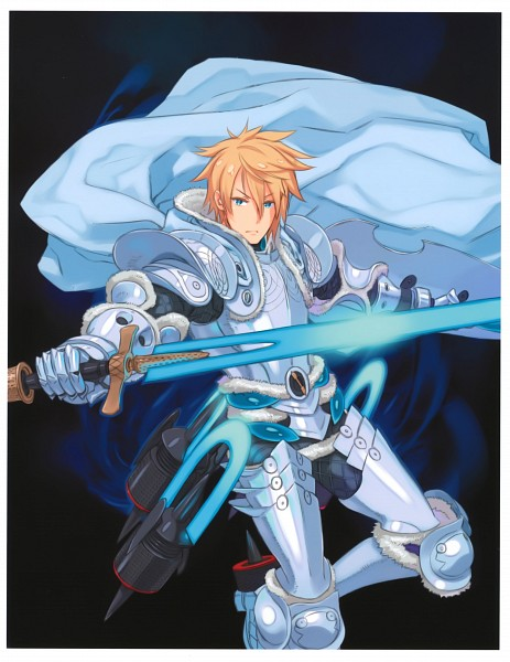 Lancelot (Million Arthur) - Kaku-san-sei Million Arthur