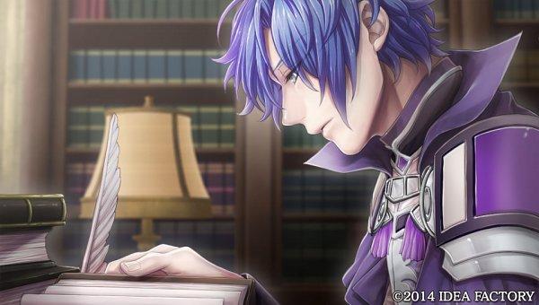 Tags: Anime, Higashi Yuuhi, IDEA FACTORY, Otomate, Princess Arthur, Lancelot (Princess Arthur), CG Art, Official Art