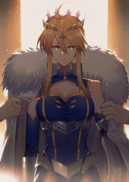 Tags: Anime, Yorukun, Fate/Grand Order, Saber (Fate/stay night), Lancer (Artoria Pendragon), Fanart, Fanart From Pixiv, Pixiv