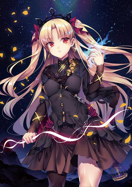 Tags: Anime, Pixiv Id 11549374, Fate/Grand Order, Lancer (Ereshkigal), Tohsaka Rin, Meslamtaea, Fanart From Pixiv, Pixiv, Fanart