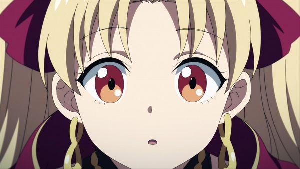 Tags: Anime, Lerche, Fate/Grand Carnival, Fate/Grand Order, Tohsaka Rin, Lancer (Ereshkigal), Screenshot, Wallpaper