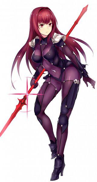 Tags: Anime, Jirusu, Fate/Grand Order, Lancer (Fate/Grand Order), Purple Handwear, Mobile Wallpaper, Fanart From Pixiv, Pixiv, Fanart