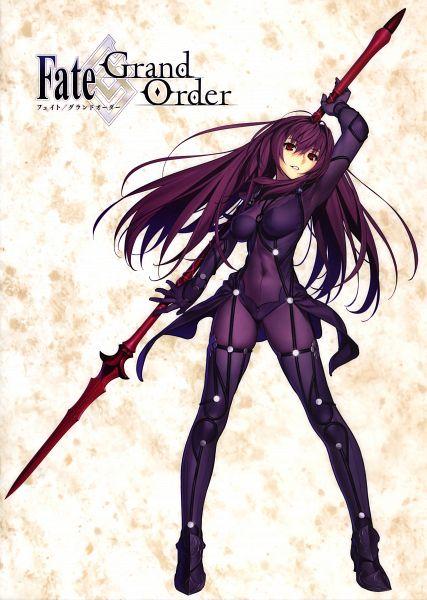 Lancer (Fate/Grand Order) - Fate/Grand Order
