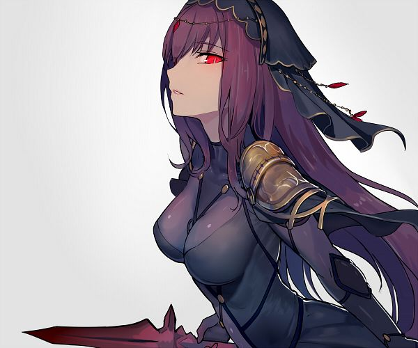 Tags: Anime, Walzrj, Fate/Grand Order, Lancer (Fate/Grand Order)