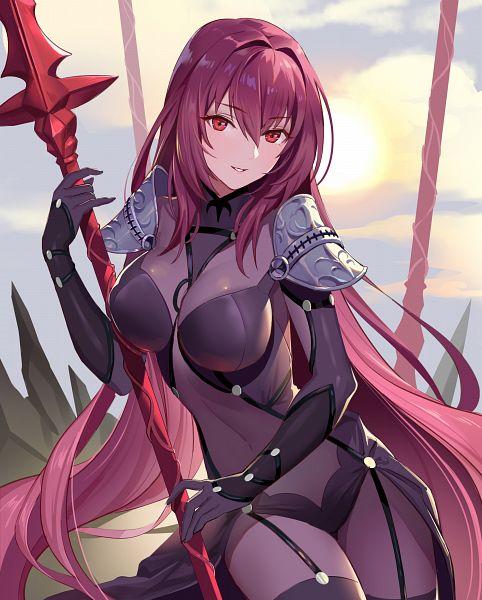 Tags: Anime, teffish, Fate/Grand Order, Lancer (Fate/Grand Order), Fanart From Pixiv, Pixiv, Fanart
