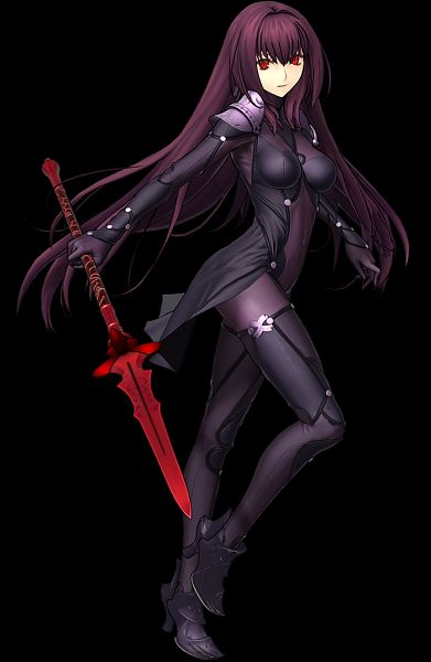 Tags: Anime, Sega, Fate/Grand Order Arcade, Fate/Grand Order, Lancer (Fate/Grand Order), 3D, Official Art