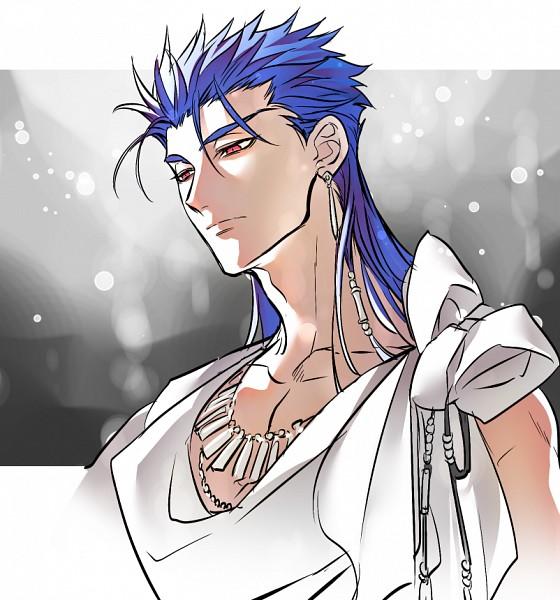 Tags: Anime, Sirou69, Fate/stay night, Lancer (Fate/stay night), Fanart, Fanart From Pixiv, Pixiv